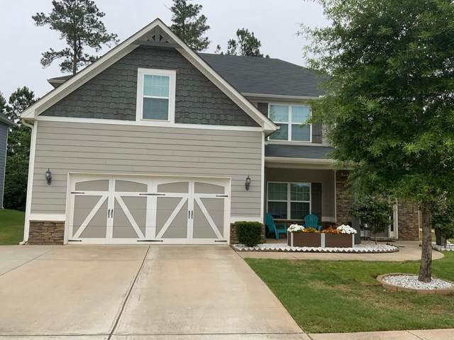 173 Cliffhaven Circle, Newnan, GA 30263 (MLS #6918462) :: North Atlanta Home Team