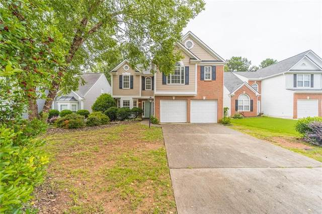 1360 Glenover Way, Marietta, GA 30062 (MLS #6918464) :: Path & Post Real Estate