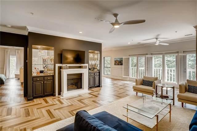 28314 Plantation Drive NE #314, Atlanta, GA 30324 (MLS #6918475) :: The Kroupa Team | Berkshire Hathaway HomeServices Georgia Properties