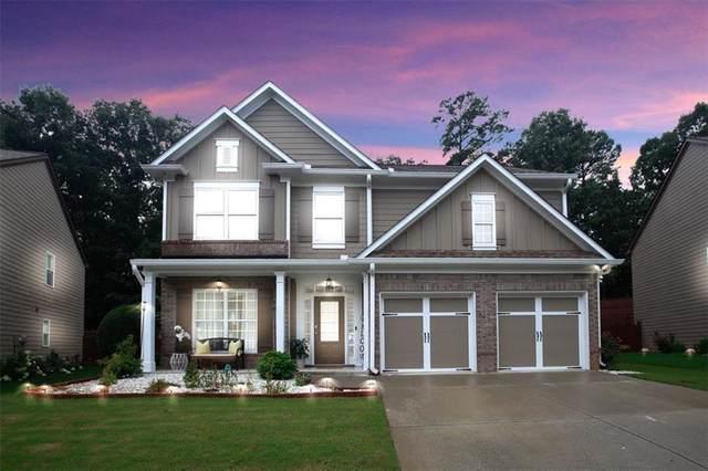 962 Gather Drive, Lawrenceville, GA 30043 (MLS #6918505) :: North Atlanta Home Team