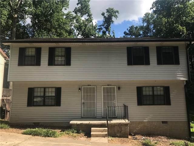 1814 Neely Avenue, East Point, GA 30344 (MLS #6918522) :: RE/MAX Paramount Properties