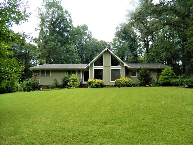 5194 Parkside Drive SE, Conyers, GA 30094 (MLS #6918529) :: The Gurley Team
