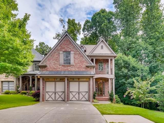 2671 Brickell Square, Atlanta, GA 30341 (MLS #6918531) :: Scott Fine Homes at Keller Williams First Atlanta
