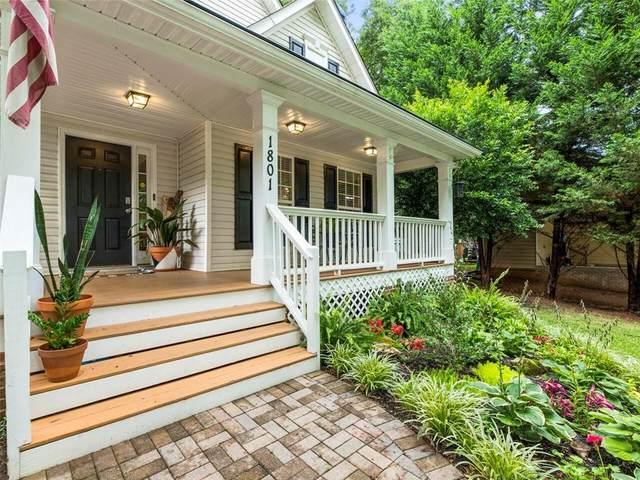 1801 Teasley Drive SE, Smyrna, GA 30080 (MLS #6918541) :: North Atlanta Home Team