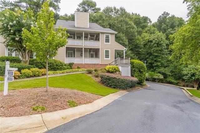 4525 Pineridge Circle, Dunwoody, GA 30338 (MLS #6918550) :: North Atlanta Home Team