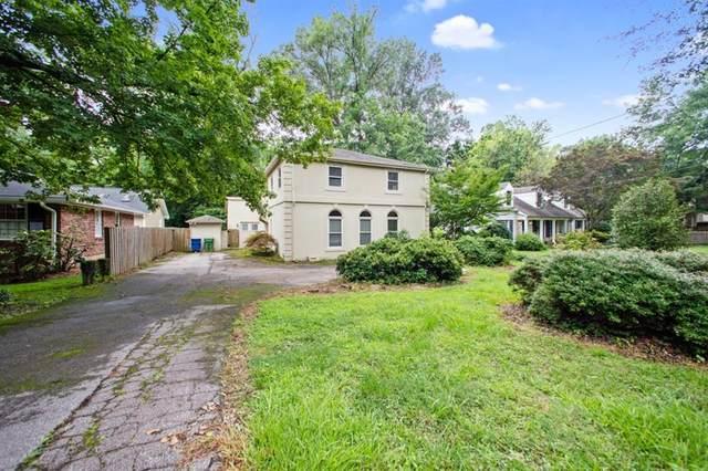 215 Camden Road NE, Atlanta, GA 30309 (MLS #6918582) :: Kennesaw Life Real Estate