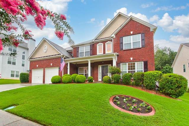 946 Simonton Crest Way, Lawrenceville, GA 30045 (MLS #6918593) :: Maximum One Partners