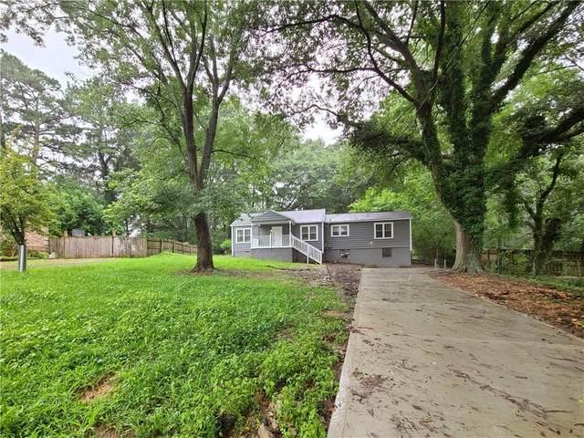 123 Appleton Circle SE, Marietta, GA 30008 (MLS #6918594) :: Kennesaw Life Real Estate