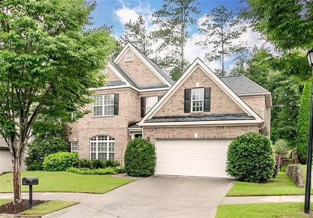 433 Long Branch Way, Canton, GA 30115 (MLS #6918596) :: Scott Fine Homes at Keller Williams First Atlanta