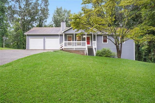 36 Red Top Circle, Emerson, GA 30137 (MLS #6918604) :: Charlie Ballard Real Estate