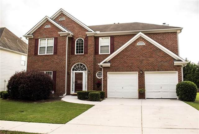 675 Fitzgerald Place, Atlanta, GA 30349 (MLS #6918609) :: RE/MAX Paramount Properties