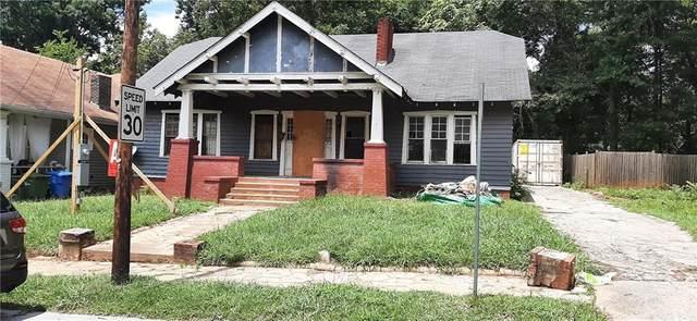 1225 Lucile Avenue SW, Atlanta, GA 30310 (MLS #6918615) :: Charlie Ballard Real Estate