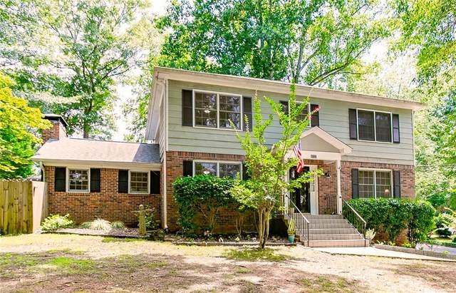 3722 Southgate Drive SW, Lilburn, GA 30047 (MLS #6918618) :: North Atlanta Home Team