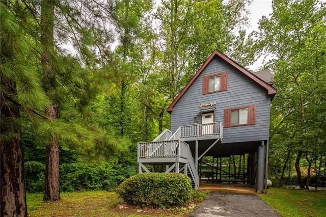 45 Misty Weg, Helen, GA 30545 (MLS #6918628) :: Charlie Ballard Real Estate