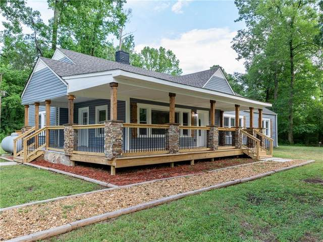 2432 Old Highway 27, Trion, GA 30753 (MLS #6918633) :: North Atlanta Home Team