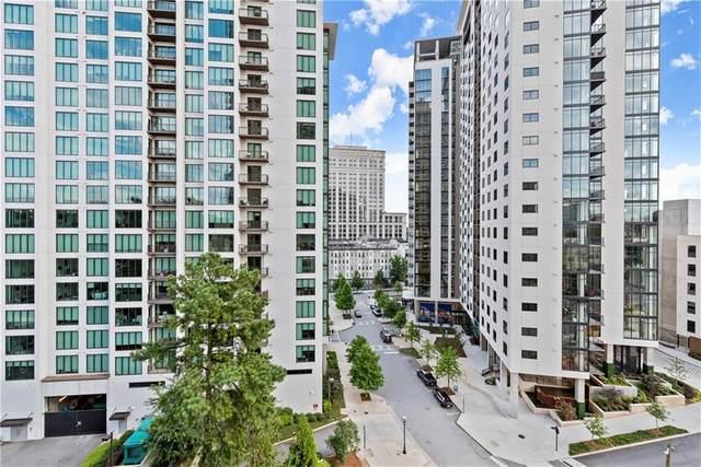 3481 Lakeside Drive NE #1204, Atlanta, GA 30326 (MLS #6918638) :: North Atlanta Home Team
