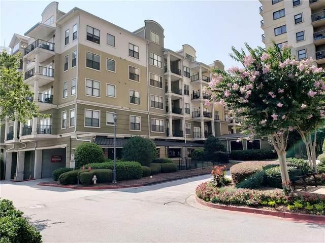 799 Hammond Drive #404, Sandy Springs, GA 30328 (MLS #6918639) :: Dillard and Company Realty Group