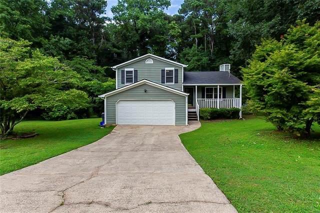 638 Cedar Valley Trace, Lawrenceville, GA 30043 (MLS #6918649) :: Charlie Ballard Real Estate