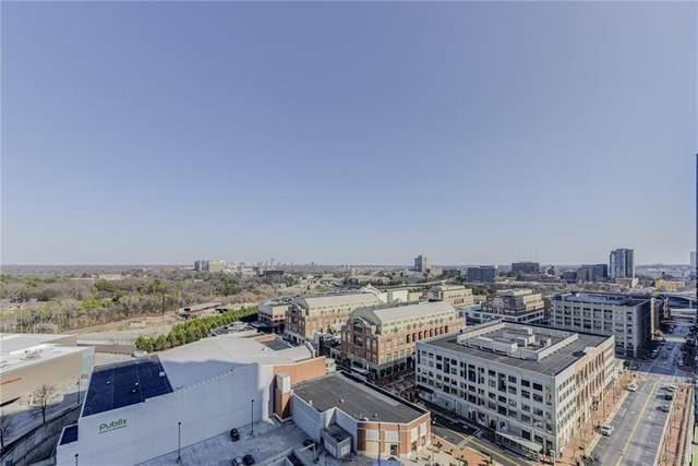 361 17th Street NW #1520, Atlanta, GA 30363 (MLS #6918653) :: The Hinsons - Mike Hinson & Harriet Hinson