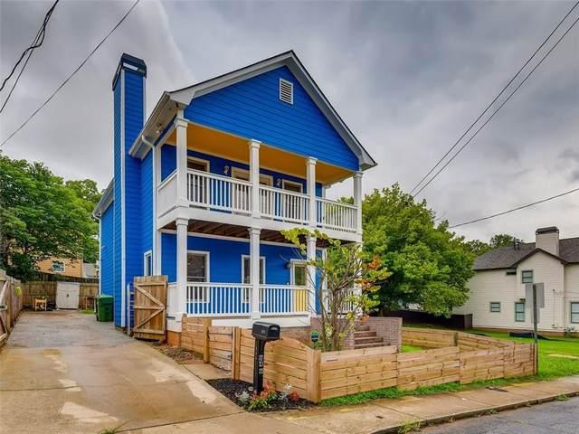 646 Magnolia Street NW, Atlanta, GA 30314 (MLS #6918682) :: Maximum One Partners