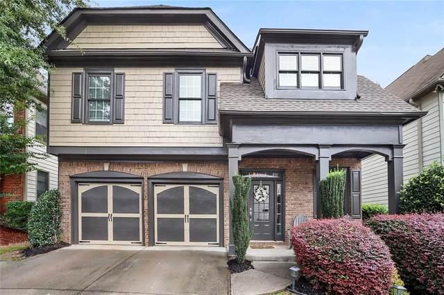 11886 Aspen Forest Drive, Alpharetta, GA 30005 (MLS #6918700) :: North Atlanta Home Team