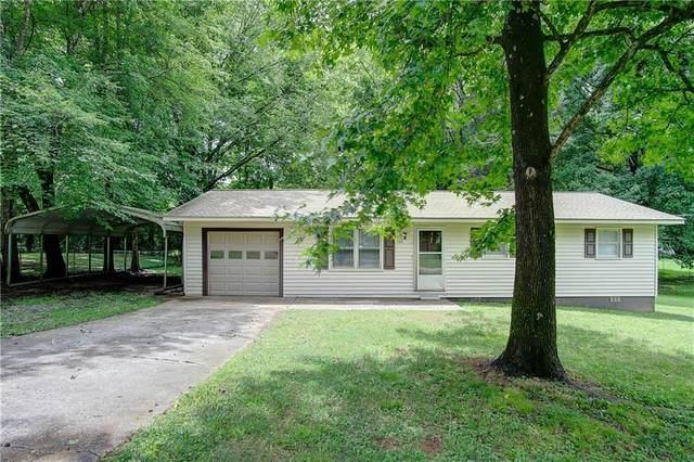 105 Pine Ridge Drive NW, Cartersville, GA 30120 (MLS #6918703) :: North Atlanta Home Team