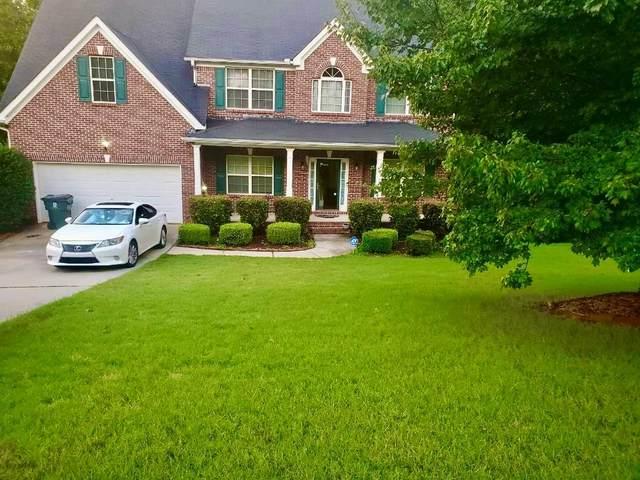 154 Melrose Creek Drive, Stockbridge, GA 30281 (MLS #6918708) :: North Atlanta Home Team