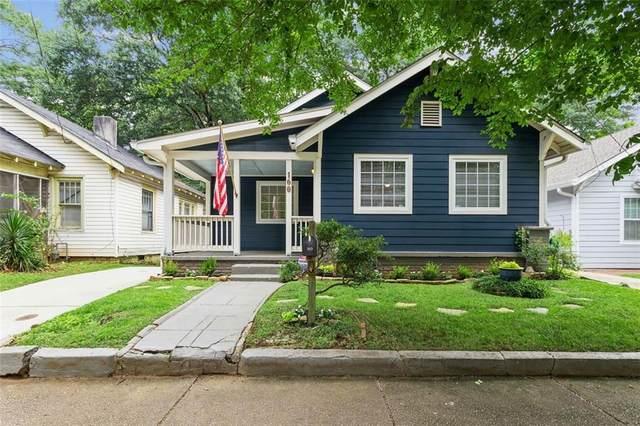160 Ormond Street SE, Atlanta, GA 30315 (MLS #6918716) :: The Atlanta Real Estate Group