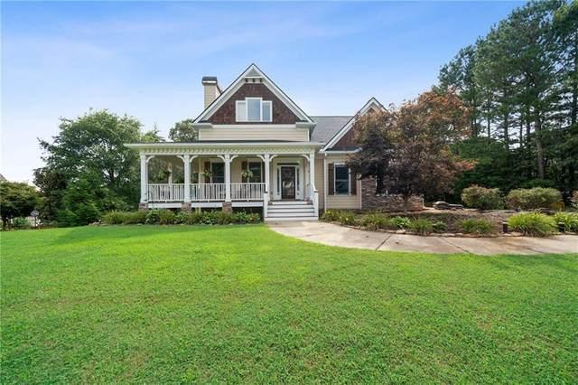 122 Copper Hills Drive, Canton, GA 30114 (MLS #6918725) :: North Atlanta Home Team