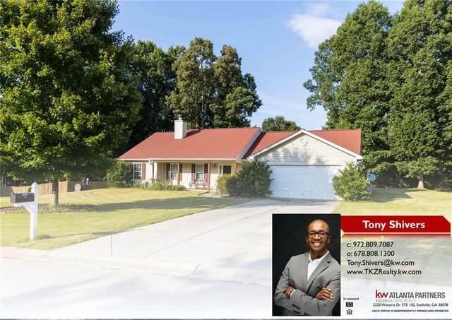 519 Vinemont Way, Auburn, GA 30011 (MLS #6918730) :: North Atlanta Home Team