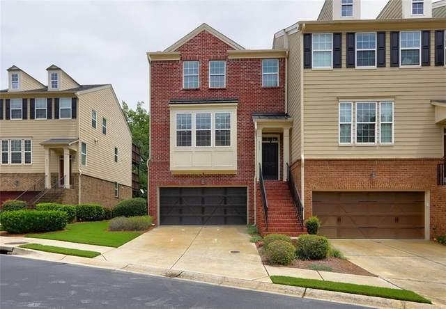 4289 Laurel Creek Court SE #10, Smyrna, GA 30080 (MLS #6918737) :: North Atlanta Home Team
