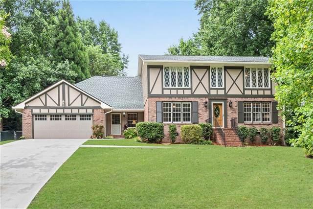 2211 Brendon Drive, Dunwoody, GA 30338 (MLS #6918742) :: North Atlanta Home Team