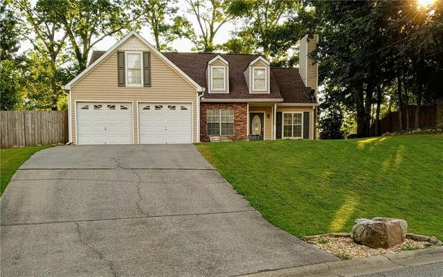 221 Hillcrest Ridge, Canton, GA 30115 (MLS #6918745) :: Scott Fine Homes at Keller Williams First Atlanta