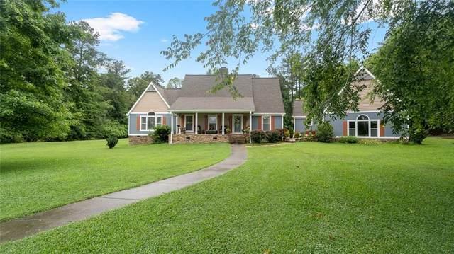 1380 Morgan Valley Road, Rockmart, GA 30153 (MLS #6918754) :: The Gurley Team
