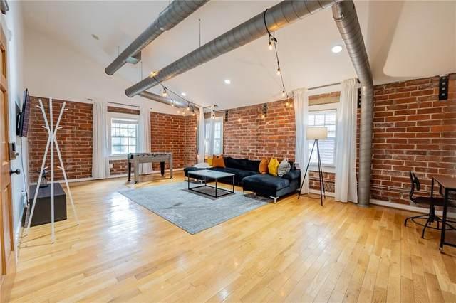 617 John Wesley Dobbs Avenue NE B, Atlanta, GA 30312 (MLS #6918759) :: Good Living Real Estate