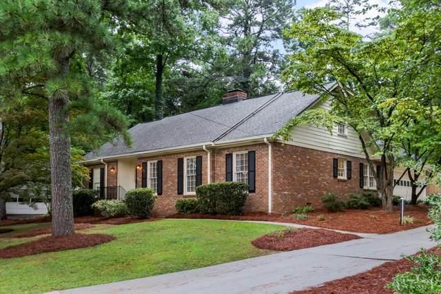 4679 N Peachtree Road, Dunwoody, GA 30338 (MLS #6918771) :: Scott Fine Homes at Keller Williams First Atlanta