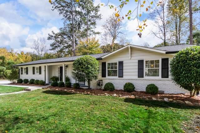2255 Sundown Drive NE, Atlanta, GA 30345 (MLS #6918772) :: North Atlanta Home Team