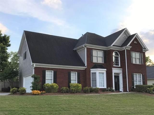 1467 Oak Bend Way, Lawrenceville, GA 30045 (MLS #6918783) :: AlpharettaZen Expert Home Advisors