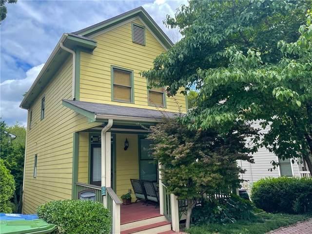 652 Woodward Avenue SE, Atlanta, GA 30312 (MLS #6918784) :: Charlie Ballard Real Estate