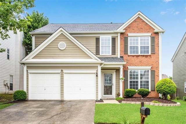 408 Citronelle Drive, Woodstock, GA 30188 (MLS #6918787) :: Path & Post Real Estate