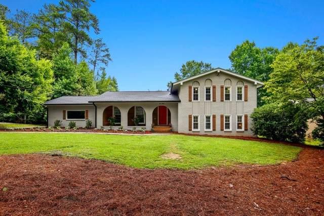 5146 Davantry Drive, Dunwoody, GA 30338 (MLS #6918791) :: Scott Fine Homes at Keller Williams First Atlanta