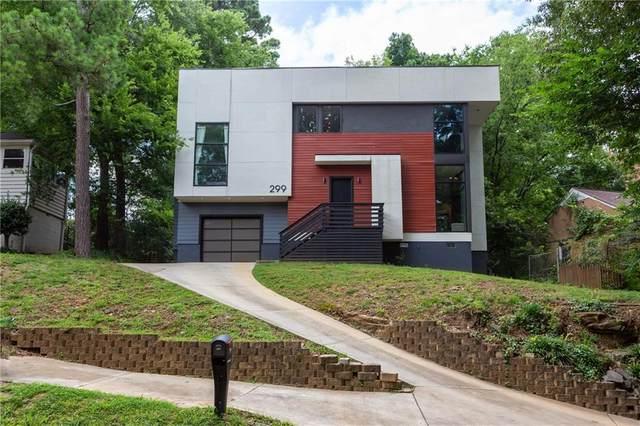 299 Deering Road NW, Atlanta, GA 30309 (MLS #6918800) :: North Atlanta Home Team