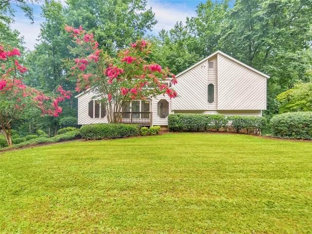 1247 Shiloh Trail East NW, Kennesaw, GA 30144 (MLS #6918807) :: North Atlanta Home Team