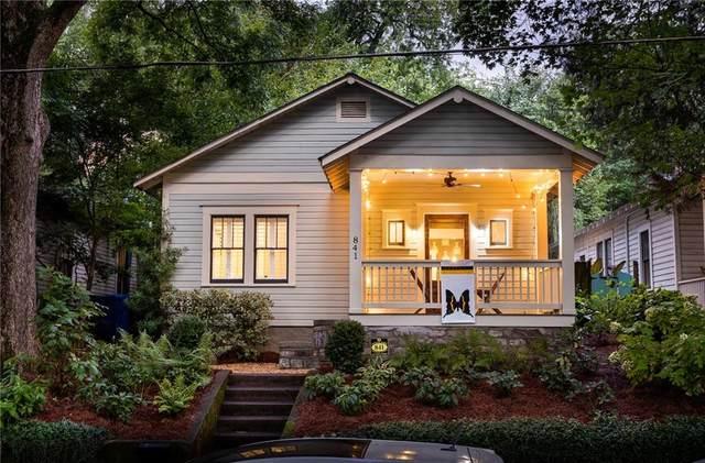 841 Virgil Street NE, Atlanta, GA 30307 (MLS #6918835) :: North Atlanta Home Team