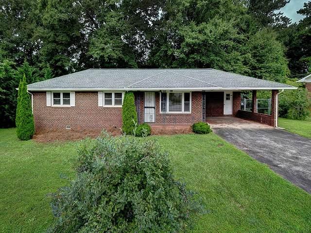 4058 Floyd Road, Austell, GA 30106 (MLS #6918838) :: North Atlanta Home Team