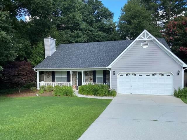 1424 Snow Hill Drive, Lawrenceville, GA 30045 (MLS #6918842) :: North Atlanta Home Team
