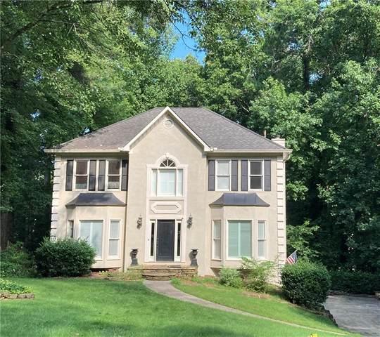 811 Springdale Crossing, Woodstock, GA 30189 (MLS #6918852) :: Path & Post Real Estate