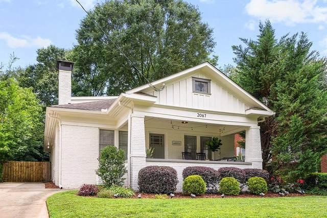 2067 Ridgedale Road NE, Atlanta, GA 30317 (MLS #6918875) :: Compass Georgia LLC