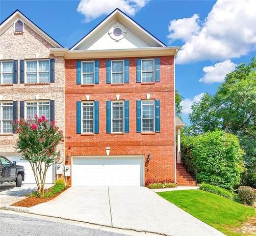 2156 Briarwood Bluff NE, Brookhaven, GA 30319 (MLS #6918880) :: Scott Fine Homes at Keller Williams First Atlanta