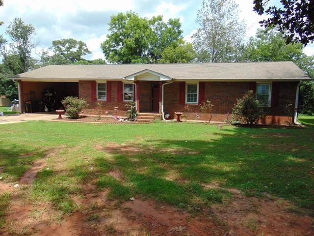 4171 Harmony Church Road, Gillsville, GA 30543 (MLS #6918885) :: North Atlanta Home Team